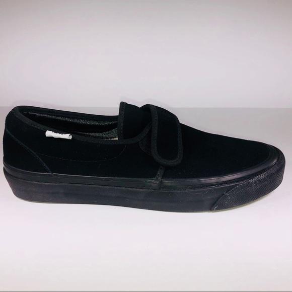 1e523a9b35 VANS Slip On 47 V DX Anaheim Factory OG Black Shoe